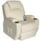 Homcom Outsunny – Poltrona Relax Massaggiante